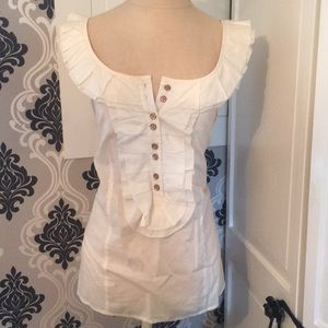 Juicy Couture Ruffle Blouse